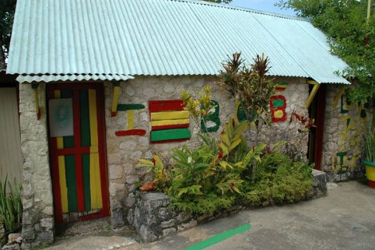 Bob Marley Home
